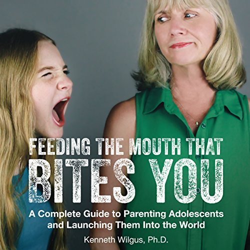Feeding the Mouth That Bites You audiobook cover art