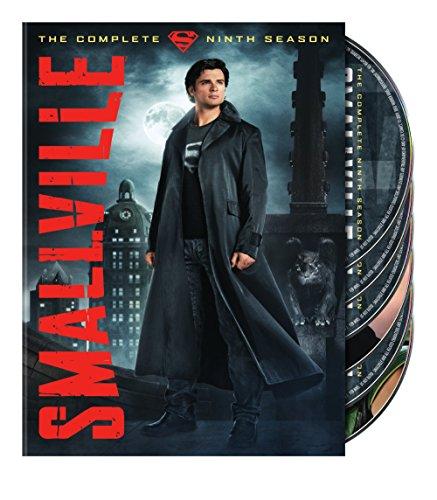 Smallville: Complete Ninth Season (6 Dvd) [Edizione: Stati Uniti] [Reino Unido]