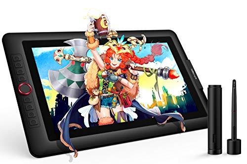 """XP-PEN Artist 15.6 PRO Tavoletta Grafica con Schermo Full HD IPS da 15.6"""" Stylus 8192 Livelli di Pressione - Nuova Versione 2019"""