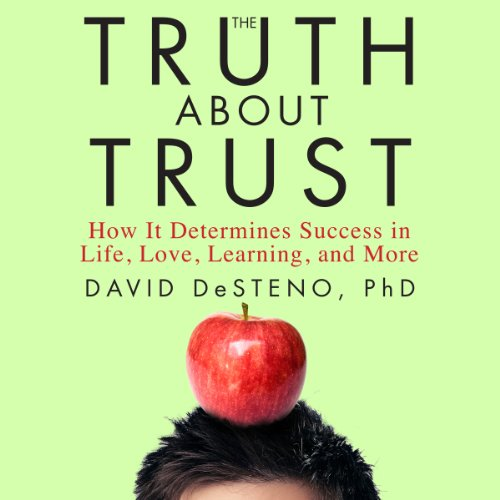 The Truth About Trust audiobook cover art