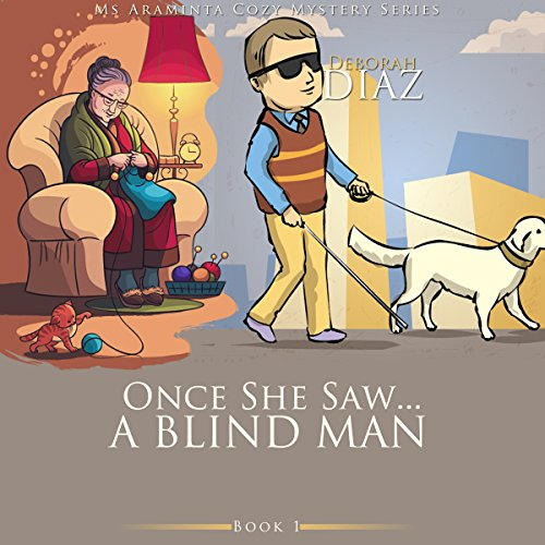 Once She Saw...A Blind Man audiobook cover art
