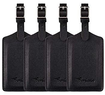 Best luggage tags 4 pack Reviews