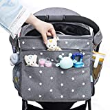 Baby Stroller Bag Portable Organiser for Stroller...