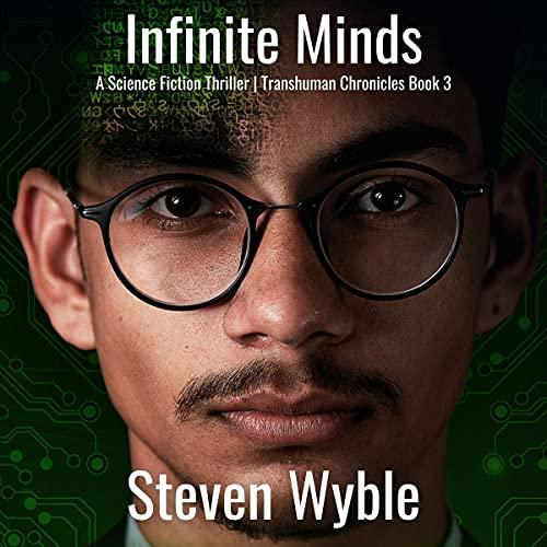 Infinite Minds: A Science Fiction Thriller Titelbild