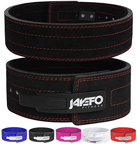 Jayefo genuine leather lever belt image