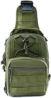 Mochila táctica militar 600D para camping, senderismo, camuflaje