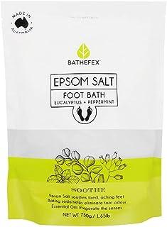 Bathefex Softsole Epsom Salt Foot Bath 750 gm