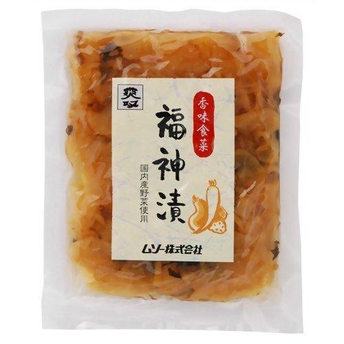 ムソー 香味食菜 福神漬 100g ×2セット