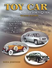 Toy Car Collector's Guide: Identification and Values, Identification and Values for Diecast, White Metal, Other Automotive Toys & Models, Second Edition