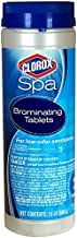 Clorox Spa 20001CSP Brominating Tablets, 1.5-Pound