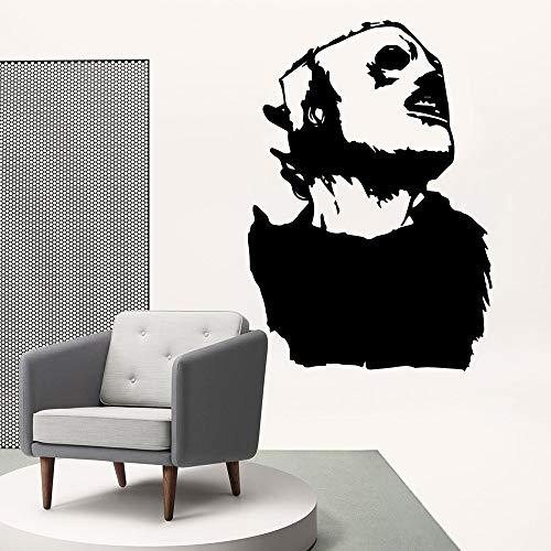 wZUN Hombre de Dibujos Animados Pegatinas de Pared a Prueba de Agua decoración de la habitación de los niños del bebé Pegatinas de decoración de la Pared de la habitación 33X48cm