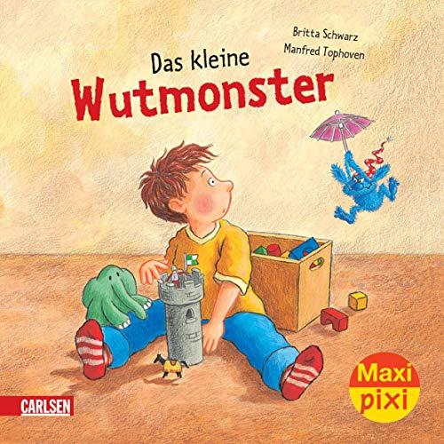 Maxi-Pixi Nr. 45: VE 5 Das kleine Wutmonster