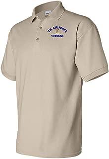 MilitaryBest U.S. Air Force Veteran Polo