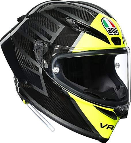 AGV Pista GP RR Casco para Moto, Accesorio Unisex para Adultos, Essenza 46, XS