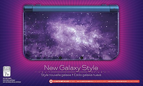 Nintendo New 3DS XL Console- Galaxy Style (Renewed)