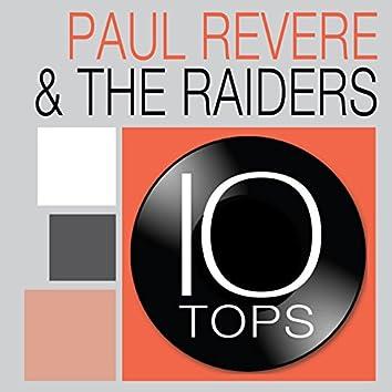 10 Tops: Paul Revere & The Raiders