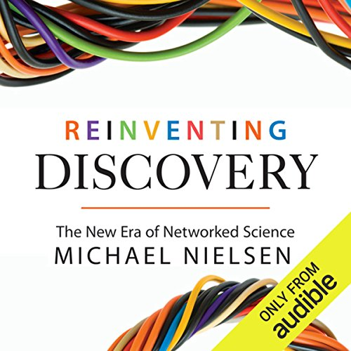 Reinventing Discovery cover art