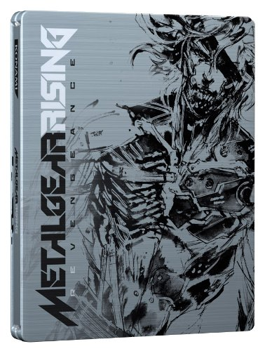 Metal Gear Rising: Revengeance - Steelbook (inkl. DLC) für PS3 (exklusiv bei Amazon.de)