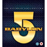 Babylon 5: The Ultimate Collection + The Lost Tales [DVD] [1994]