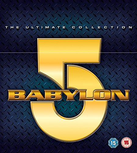 Babylon 5: The Complete Collection (Dvd Box) [Edizione: Regno Unito] [Edizione: Regno Unito]