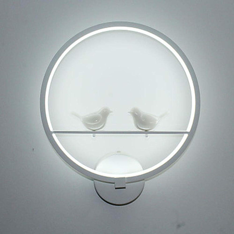Moderne kreative led wandleuchte harz aluminium wandleuchte 9 watt