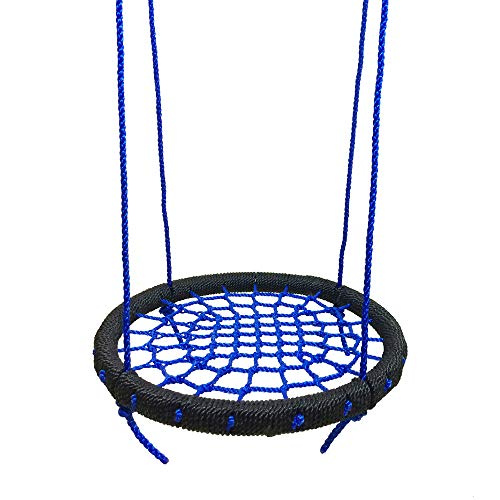 TCZ1557 Outdoor Swing, Outdoor Hangmat Kinderschommel Mesh Hangmat is het beste cadeau voor kinderen en familie