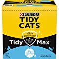 Purina Tidy Cats Clumping Cat Litter, Tidy Max Glade Tough…