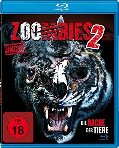 ZOOMBIES 2 - Die Rache der Tiere (uncut) [Blu-ray]