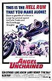 ArtFuzz Angel Unchained Movie Poster 11 X 17 inch