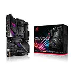 Amd AM4 socket: ready for 2nd and 3rd Gen AMD Ryzen processors to maximize connectivity and speed with up to two M. 2 drives, USB 3. 2 Gen2 and AMD stored Aura Sync RGB: ASUS-exclusive aura Sync RGB lighting, including RGB headers and addressable G...