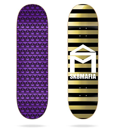 SK8 Mafia Tavola House Logo Honey 8.0