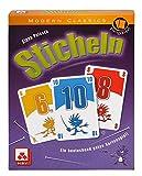 NSV - 4014 - STICHELN - Juego de Cartas (versión en alemán)...