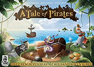 tale of pirates board game