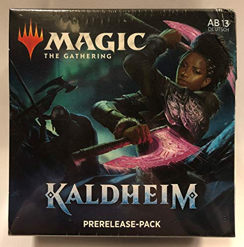 Magic The Gathering: Kaldheim - Pre-Release Kit (dt.)