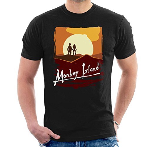 Monkey Island Apocalypse Now Men's T-Shirt