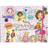Top Model 007981 - Cuaderno motivo Kids fashion