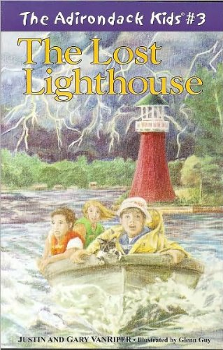 The Lost Lighthouse (The Adirondack Kids #3)