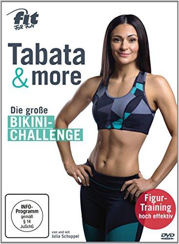 Fit for Fun - Tabata & more: Die große Bikini-Challenge