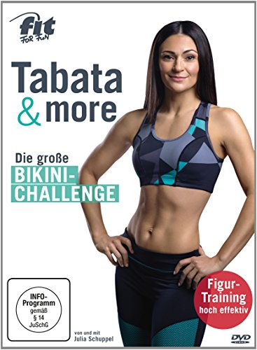 Fit for Fun - Tabata & more: Die große Bikini-Challenge