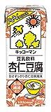 キッコーマン飲料 豆乳飲料杏仁豆腐 200ml ×18本