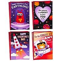 Hallmark バレンタインデー カード 詰め合わせ 子供用 バレンタインデーカード8枚 封筒付き
