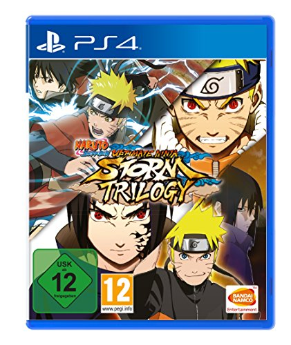 Naruto Shippuden: Ultimate Ninja Storm Trilogy - [PlayStation 4]
