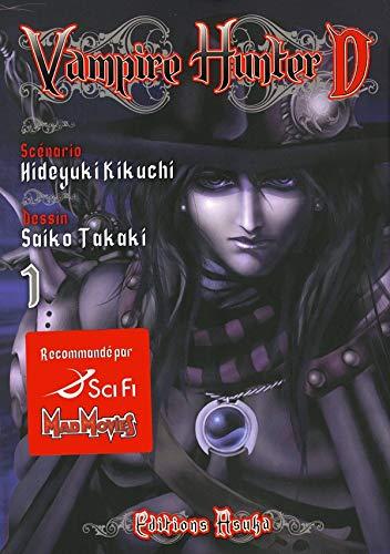 Vampire Hunter D T01