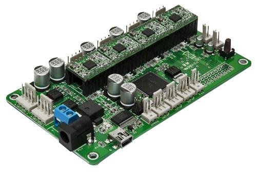 VELLEMAN KIT VK8200/SP SPARE CPU BOARD FOR K8200 [1] (Epitome ProGrade)