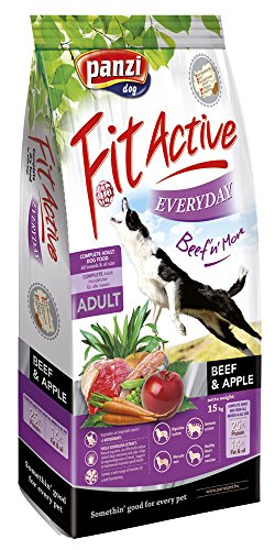 Panzi FitActive Premium Hundefutter Everyday