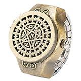 IOMLOP Kuroshitsuji - Reloj de bolsillo para hombre y mujer,