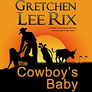 The Cowboy's Baby audiobook cover art
