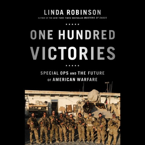 One Hundred Victories audiobook cover art