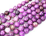 All' ingrosso sugilite perle, 4 mm 6 mm 8 mm 10 mm 12 mm 14 mm sugilite liscio e perle.sugilite perle all' ingrosso. All' ingrosso perline. 8mm,47pcs