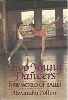 Library Binding Two Young Dancers: Their World of Ballet Book